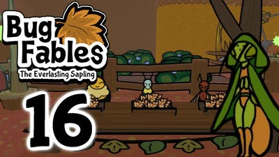 GOLDEN GAMES! - Bug Fables | Part 16