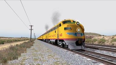 F7 Sh0ut oUt - Train Sim 2022 - UP all the way A -  u goin my way?