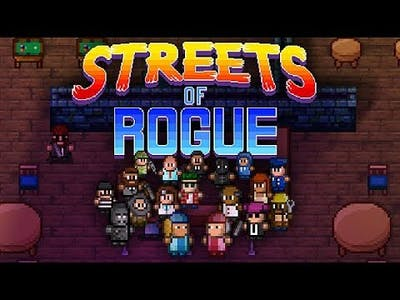 Streets of Rogue Game Play Walkthrough / Playthrough