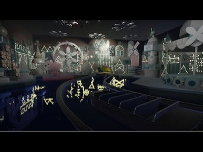 It's A Small World POV - Planet Coaster - Magic Kingdom Recreation - (No animatronics!)