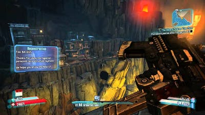 Borderlands 2 - Tiny Tina's Assault On Dragons Keep DLC (Gameplay/Commentary) [HD] Ep.38