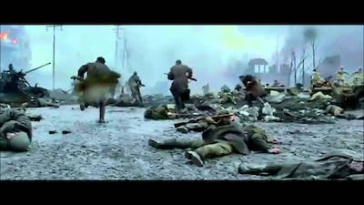 """If the movie """"Enemy at the Gates"""" was a Company of Heroes 2 match"""