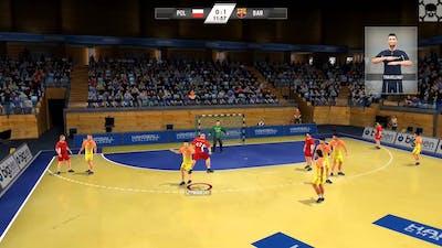 IHF Handball Challenge 14 | GamePlay PC 1080p