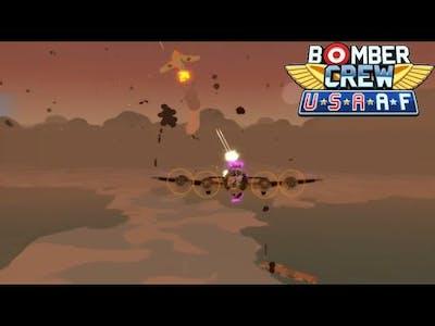 SUBMARINE HUNT AT MEDITERRANEAN AND SURVIVING AN AMBUSH! | BOMBER CREW U.S.A.A.F DLC CAMPAIGN