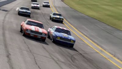 (Project CARS 2) Throwback Thursday - Retro Daytona 500
