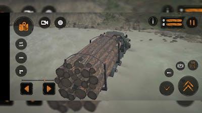 MudRunner Mobile   Gameplay mission#2   Best Offroad Game