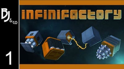Infinifactory - Ep 1 - Not Exactly The Puzzle Game We Were Expecting