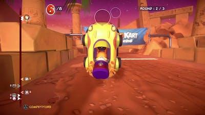 Garfield Kart Furious Racing #1