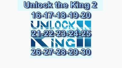 "Mouggier solves ""Unlock the King 2"" (16-30)"