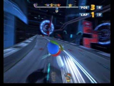 Sonic & Sega All-Stars Racing - Dark Arsenal