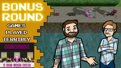 Spinster: A Cat Lady Game - BONUS ROUND - Games Played Terribly
