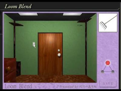 Loom Blend (Flash Game) - Walkthrough (Real Ending)