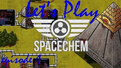 Let's Play SpaceChem episode 1: Sernimir II