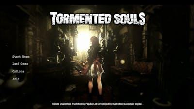 tormented souls menu music