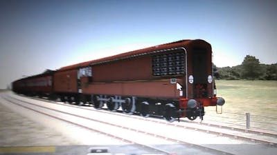 My Train Simulator Has Gave Me More Trains ( GT3 )
