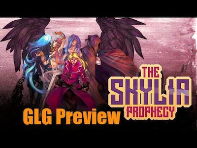 Penguin Preview ~ The Skylia Prophecy
