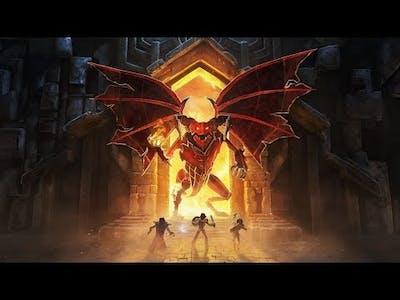 Book of Demons gameplay - The Games Machine