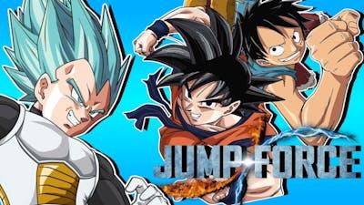 """WHERE IS PRIVILEGE"" Vegeta Plays Jump Force Gameplay [Demo]"