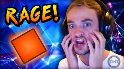 THE IMPOSSIBLE GAME... CHALLENGE! (RAGE)