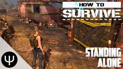 How To Survive: Third Person Standalone CONFERINDO O GAME