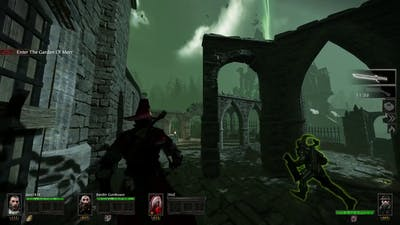 Vermintide 1; Fatality Mod on Garden of Morr playing together with the creator himself
