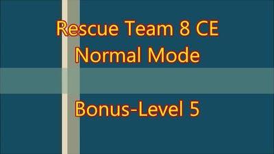 Rescue Team 8 Bonus-Level 5  (3 Stars)