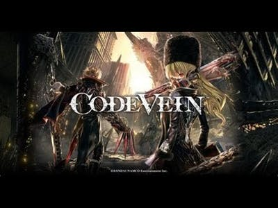 CODE VEIN - After the last boss fight
