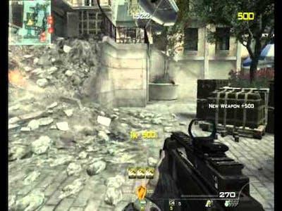 call of duty modern warfare 3: (DLC revieuw): chaos pack: CHAOS MODE