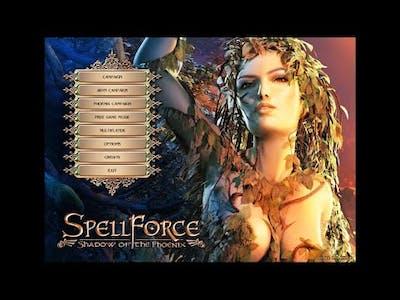 SpellForce Shadow of the Phoenix - Walkthrough | Greyfell | part 1