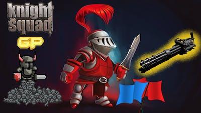 Knight Squad #3 | Last Man, Deathmatch, Juggernaut | Road To Knight Squad