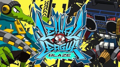 Lethal League Blaze - PC Gameplay (High Speed Ball Game)