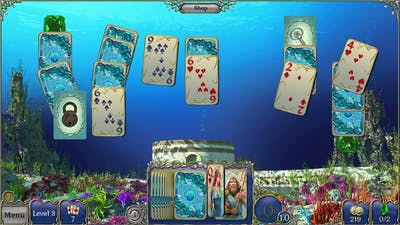 Jewel Match Atlantis Solitaire 2: Collector's Edition Gameplay - HD First Look