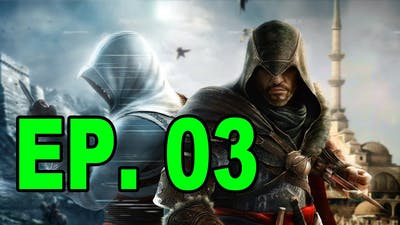 Assassin's Creed: Revelations - Part 3 - New Friend (Lets Play / Walkthrough / Playthrough)
