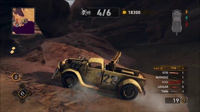 Carmageddon Max Damage, Chapter #9-2, Psycho Pitbull & Towmeister, Roswell That Ends Well