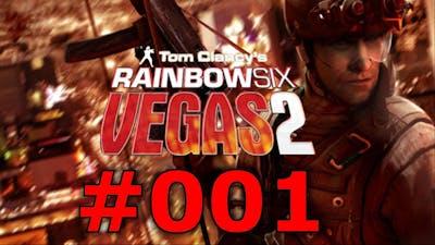 Let's Play Rainbow Six Vegas 2 German Part 1 - [Deutsch/HD]