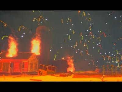FIREWORKS MANIA IS OUT   FULL GAMEPLAY
