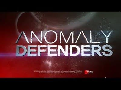Anomaly Defenders first look gamePlay HD 720p