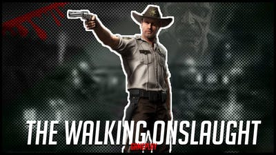 The Walking Dead Onslaught - First Impression - Gameplay -