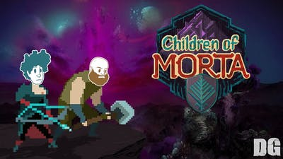 Lost Footage and Desert Bosses - Children of Morta (#7)