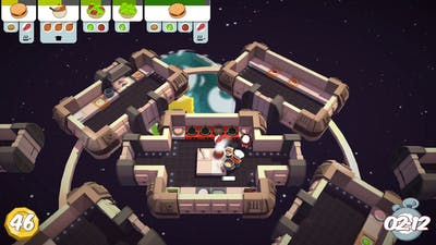 Too Many Cooks - Overcooked Level 6-4