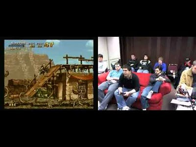Awesome Games Done Quick - Metal Slug 3 (32:50) by Mike Uyama, Part 1