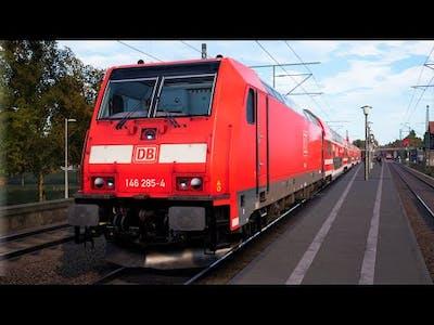 Train Sim World 2 - BR 146.2 Tutorial