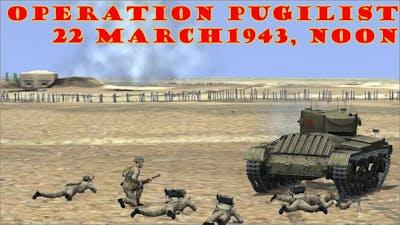 Graviteam's Tank Warfare Operation Pugilist Episode 2