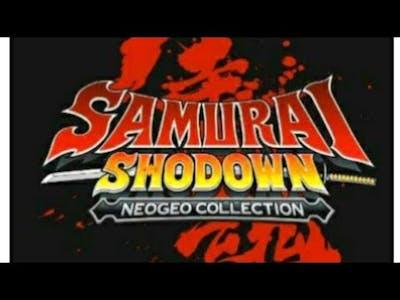 Samurai shodown neogeo collection Gameplay