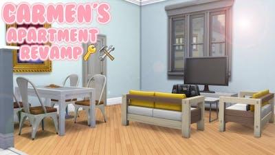 Carmen's Apartment Revamp!🔑