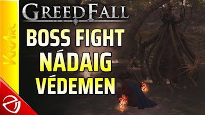 Greedfall Bossfight - Nadaig Vedemen