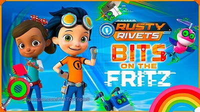 Rusty Rivets: Bits on the Fritz