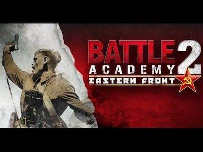 Battle Academy 2 Battle of Kursk - начало кампании СССР