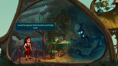 A Tale for Anna Gameplay (PC Game)