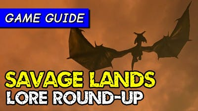 Savage Lands Lore (June 2015): All we know about Kur, Lycor & the Sundered Isle! | Game Guide